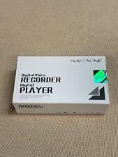 Digital Voice Recorder KAYOWINE Digital Player MP3 8 GB Expandable NIB