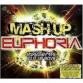 Mash Up Euphoria (Mixed By The Cut Up Boys) (3 X CD)