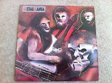 METALMANIA Priest, Aerosmith, Bolin, Marino, Loverboy PC39948 LP Vinyl VG++