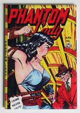 Phantom Lady Comics FRIDGE MAGNET Pin Up Girl Comic Book 50s