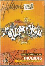 Hillsong Kids - Follow You - Music Book CD-Rom