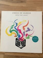 "Chris de Burgh - Into The Light 12"" LP, 1986 (Vinyl Sammlung)"