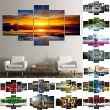 Modern Large Unframed Picture Abstract Canvas Wall Art Oil Paintings Home Decor