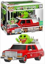 Funko pop Rides series Ghostbusters 24 Ecto-1 con Slimer (Summer Convention)