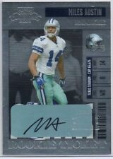 2006 Playoff Contenders MILES AUSTIN (Rookie) Auto Cowboys