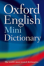 Oxford English Mini Dictionary, Oxford Dictionaries | Paperback Book | Good | 97