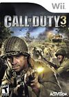Call of Duty 3 (Nintendo Wii, 2006)