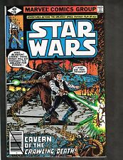 """Star Wars #28 ~ """"Whatever Happened to Jabba the Hutt?"""" ~ 1979 WH"""