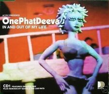 OnePhatDeeva In and Out of My Life CD Single