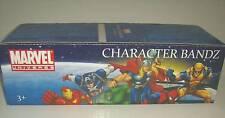 New Marvel Universe 1 Logo Bandz Box of 12 Packs of 20