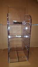 Counter Top Rack - Merchandise Display Fixture - Magazine Display Rack - New!