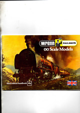 WRENN RAILWAYS OO SCALE MODELS THIRD EDITION HANDBOOK EX COND MARCH 1977