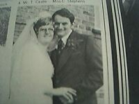 ephemera 1976 kent wedding small picture mr p barnes miss l rogers