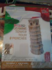 Nuevo 30 Piezas Rompecabezas 3D Cubicfun Torre Inclinada TOUR PENCHEE MC053h! envío Gratuito!
