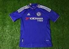 CHELSEA LONDON 2015/2016 FOOTBALL SHIRT JERSEY HOME ADIDAS ORIGINAL YOUNG XL