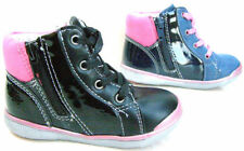 Medium Laces Faux Leather Casual Girls' Shoes