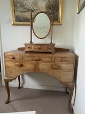 More details for antique arts and crafts dressing table.