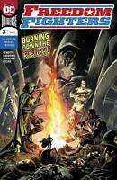 Freedom Fighters #3 First Appearance Hitler the 3rd DC Comic 1st Print unread NM