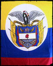 Bandiera Colombia Marina Militare - National Flag of Colombia