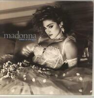 MADONNA ~ Like A Virgin ~ Original 1984 German 9-track CD album ~ FREE UK P+P