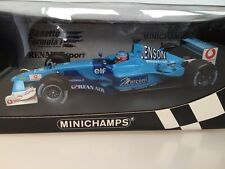 1:18 Benetton Renault Sport B201 J. Button Minichamps