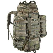 Wisport Raccoon 65L Backpack Military Hunting MOLLE Patrol Combat A-TACS iX Camo