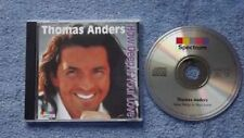 RARE Thomas Anders  How Deep Is Your Love CD 11T Glenn Medeiros  Modern Talking