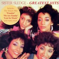 Sister Sledge- Greatest Hits    *** BRAND NEW CD ***