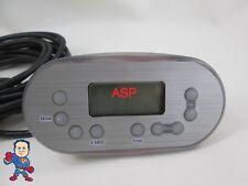 Balboa MAAX Spa Hot Tub Topside Audio Display 9 Button MSR 2007 Control
