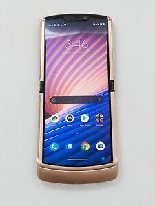 Motorola Razr 5G 256GB  Xt2071-2 - Blush Gold *Check IMEI*