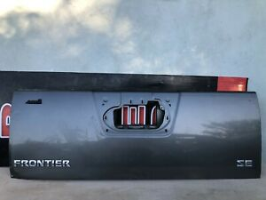 2005 2006 2007 2008 2009 2010 2011 2012 Nissan Frontier Tail Gate
