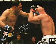 Antonio Rogerio Nogueira Signed 11x14 Photo BAS Beckett COA UFC 140 Autograph 2