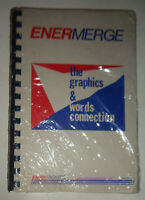 EnerMerge by Enertronics - MINT, SEALED - 1989. For IBM PC, XT, AT...