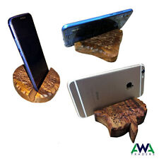 Mobile Phone Stand / Cell Phone Holder Wooden Hand Made Mobile Accessories