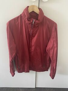Zegna Red Sport Jacket in mint condition