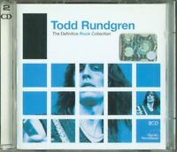 Todd Rundgren - The Definitive Rock Collection 2X Cd Perfetto