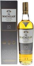 Rarität: Macallan Whisky 10 Jahre Fine Oak 0,7l mit Geschenkpackung