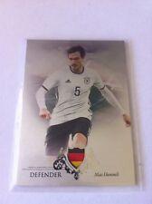 2016 Futera Unique soccer silver parallel card 013 Mats Hummels Germany 21/21