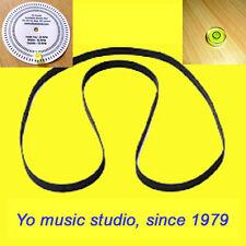 For Numark TT-1600 for Crown SHC-5300 for Audio Technica AT-LP60 Turntable belt+