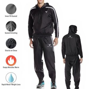 Mytra Fusion Sauna Sweat Suit Men