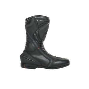 RST 1568 Paragon II Waterproof Motorcycle Motorbike CE Leather Boots - Black