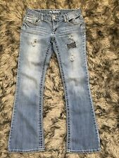 Short & Sexy Series  Jeans Size 7 Low Rise