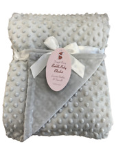 Victoria London Baby Bubble Blanket – Charcoal