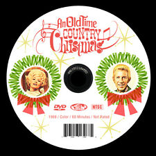 Dolly Parton Loretta Lynn Porter Wagoner AN OLD TIME COUNTRY CHRISTMAS 1960s DVD