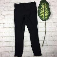 RBX Women`s Size M Black Active Athletic Legging Pants Yoga Workout Running