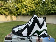 Reebok Kamikaze II 2 Kemp Sonics Green White Retro Basketball Shoes FY7512