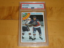 1978-79 Topps Hockey Rookie RC #115 Mike Bossy PSA 9 MINT
