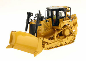Caterpillar Cat D8T Track Type Tractor With Ripper 1:50 Model Diecast Masters