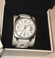 Thomas Sabo Ladies Glam Chic White Leather WA0087 Woman Wristwatch Watch