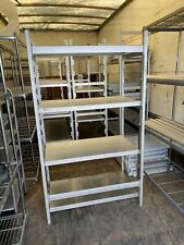 More details for 90cm long cold room racking, cold room shelving.
